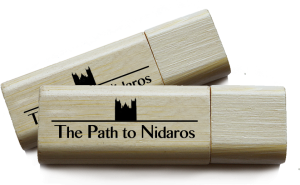Order your USB - The Path to Nidaros Documentary