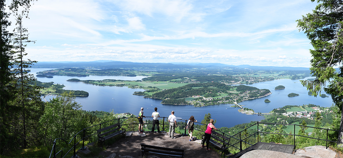 The Path to Nidaros  - Viewpoint Norway